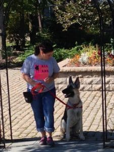 Real World - Outdoor Manners Class @ Our Gang Pet Services, LLC | River Vale | New Jersey | United States